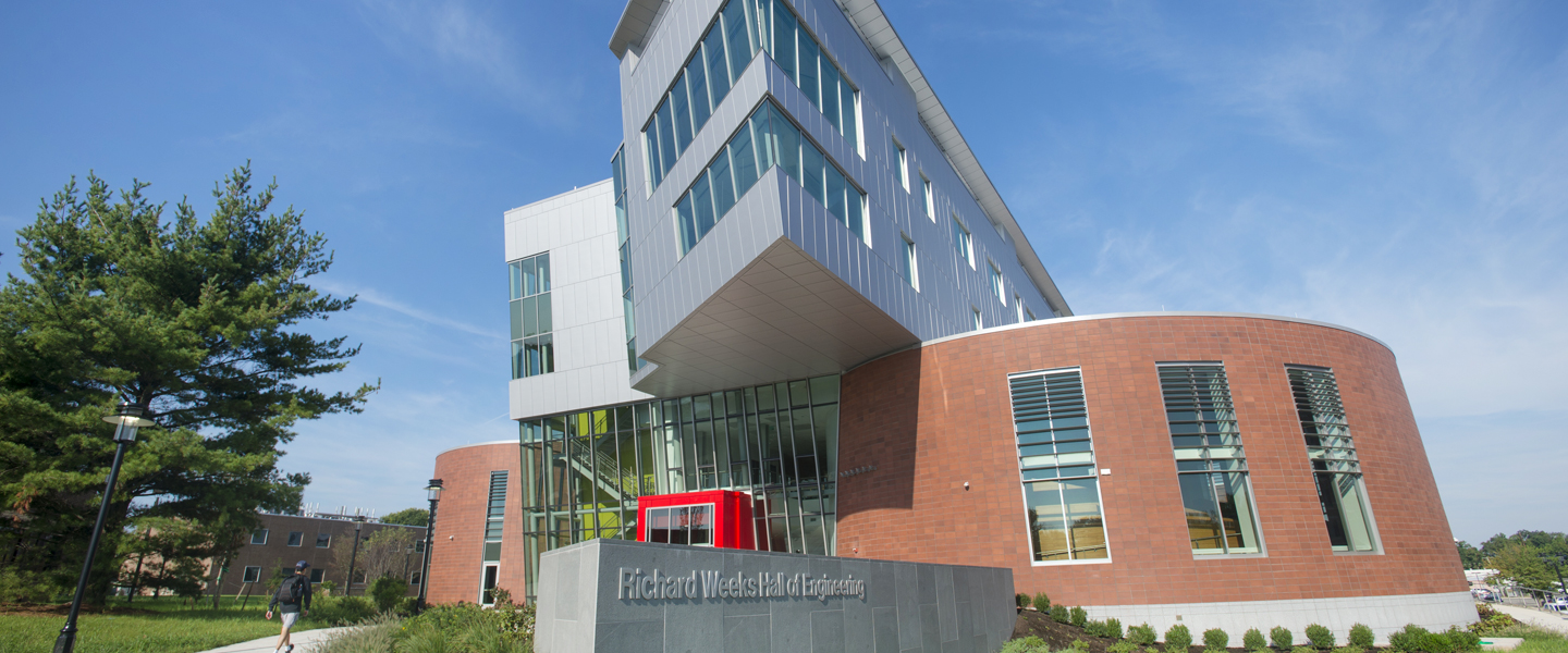 richard weeks hall of engineering