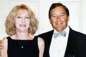 Photo of Nancy and Clyde Shuman
