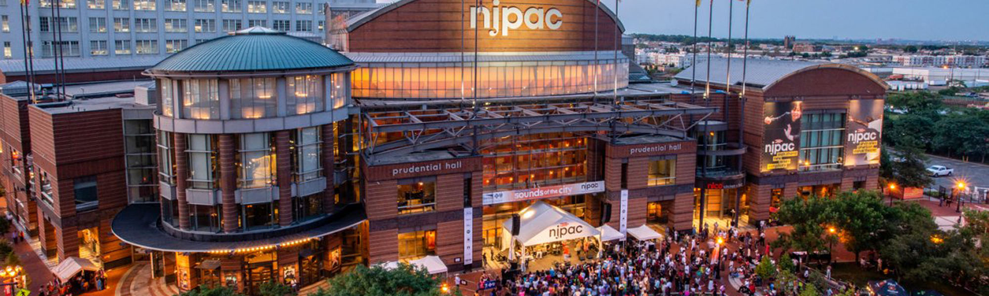 Photo of NJPAC in Newark, NJ