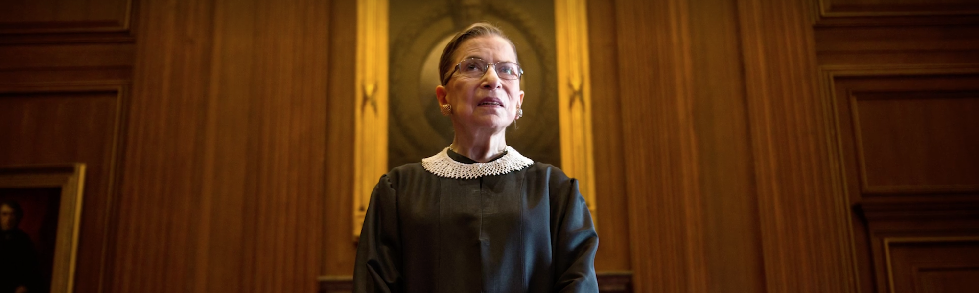 Photo of Supreme Court Justice Ruth Bader Ginsburg