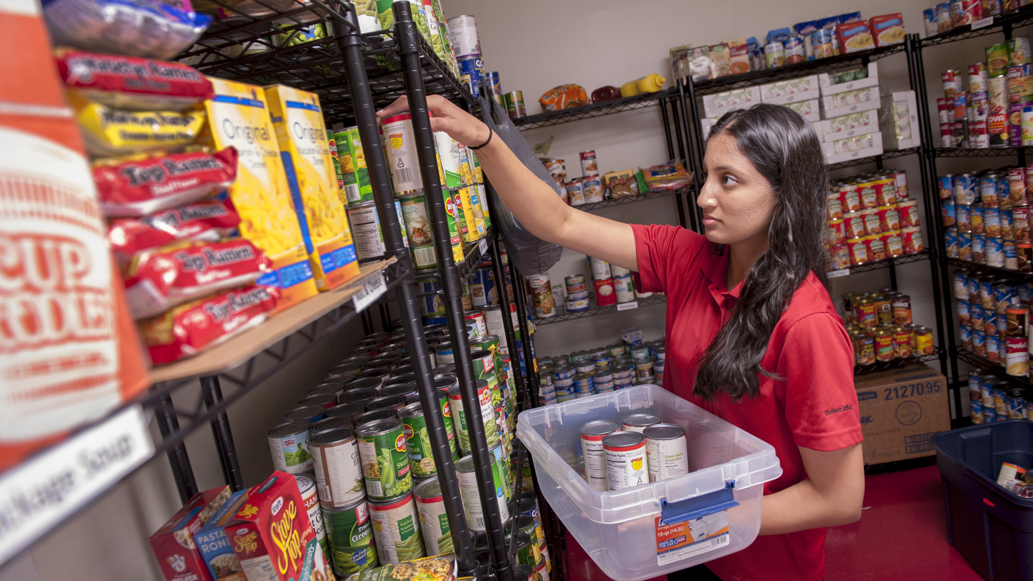 Student Food Pantry
