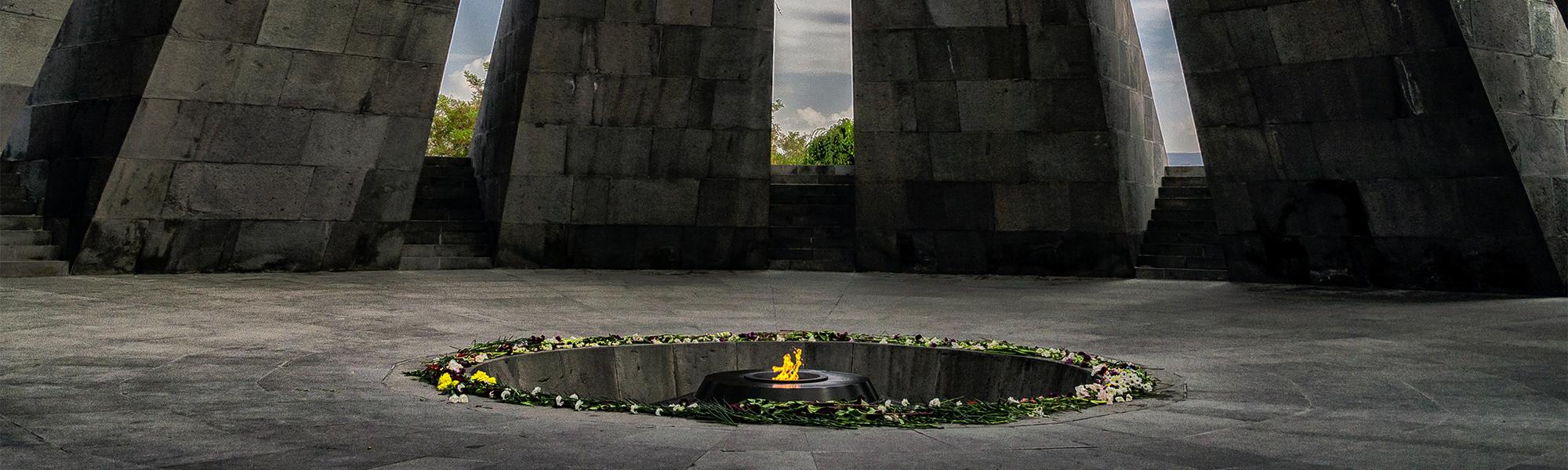armenian eternal flame